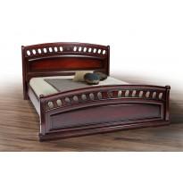 """Кровать массив дуба """"Флоренция"""" Микс мебель"""