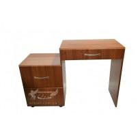 Туалетний столик Т 003 Німан (з висувними шухлядами)