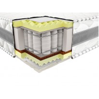 Матрас Эталон 2 в 1 Neolux (пружинный с независимым блоком)