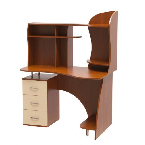 """Компьютерный стол """"Амальтея"""" Ника мебель"""