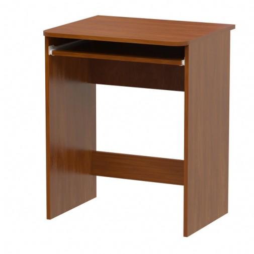 """Комп'ютерний стіл """"Ірма-60"""" Ніка меблі (компактний з поліцією для Клавіатури)"""