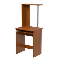 """Комп'ютерний стіл """"Ірма-60 +"""" Ніка меблі (Невеликий з відкрітою поліції)"""