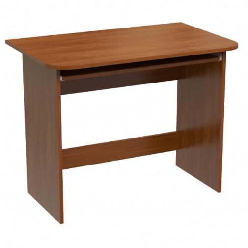 """Комп'ютерний стіл """"Ірма-95"""" Ніка меблі (компактний з Поличка)"""