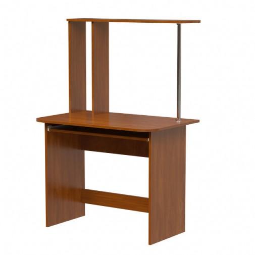 """Комп'ютерний стіл """"Ірма-95 +"""" Ніка меблі (з відкрітою надбудовою)"""