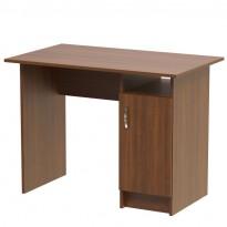 """Компьютерный стол """"Фива"""" Ника мебель (прямой с тумбой)"""