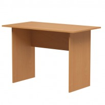 """Комп'ютерний стіл """"Юнона-110"""" Ніка меблі (прямий Відкритий)"""