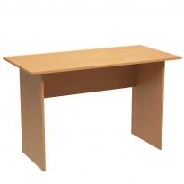 """Компьютерный стол """"Юнона-120"""" Ника мебель (простой прямой)"""
