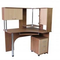 """Компьютерный стол """"Борей"""" Ника мебель"""