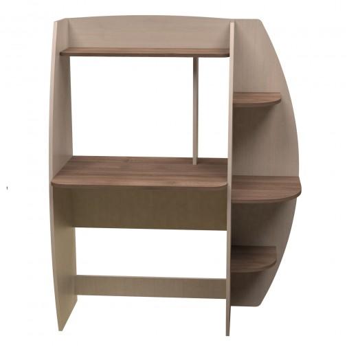 Комп'ютерний стіл НСК 42 Ніка меблі (компактний Відкритий)