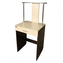 Компьютерный стол НСК 10 Ника мебель (компактный с ящиком)