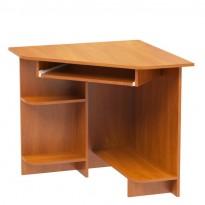 Комп'ютерний стіл Нова Феба Ніка меблі (кутовий компактний)