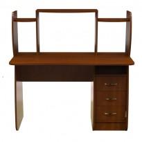 Комп'ютерний стіл НСК 24 Ніка меблі (з тумбою з ящиками)