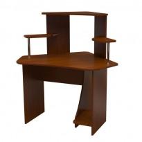 Компьютерный стол НСК 29 Ника мебель (угловой с надстройкой)