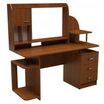 Компьютерный стол НСК 35 Ника мебель (с выдвижными ящиками)