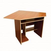Комп'ютерний стіл Nika 39 Ніка меблі (маленький кутовий)