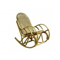 """Кресло-качалка """"Бриз"""" Черниговская фабрика лозовых изделий (кресло из ротанга)"""