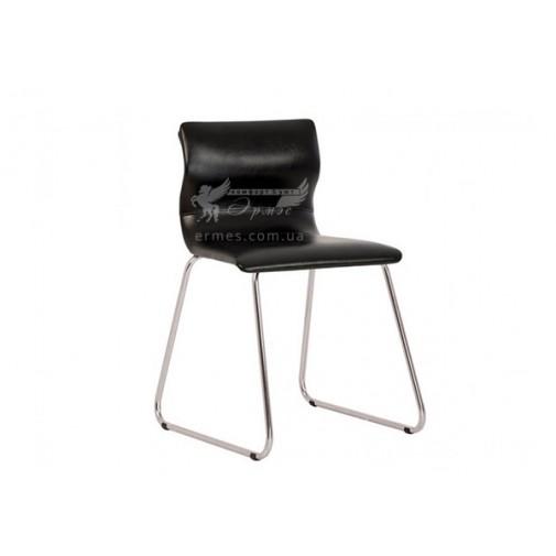 Обеденный стул CLEO CFS CHROME Новый стиль (с хромированными ножками)