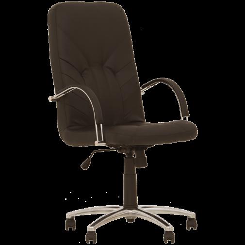 Кресло Manager Stell Новый-Стиль (кресло для менеджера офиса)