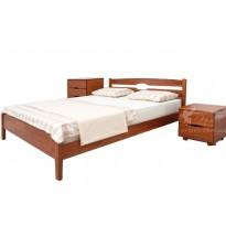 """Деревянная кровать """"Лика LUX""""  Олимп (цвет на выбор)"""