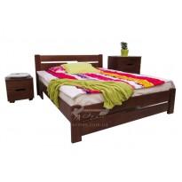"""Кровать из натурального дерева """"Айрис"""" Олимп"""
