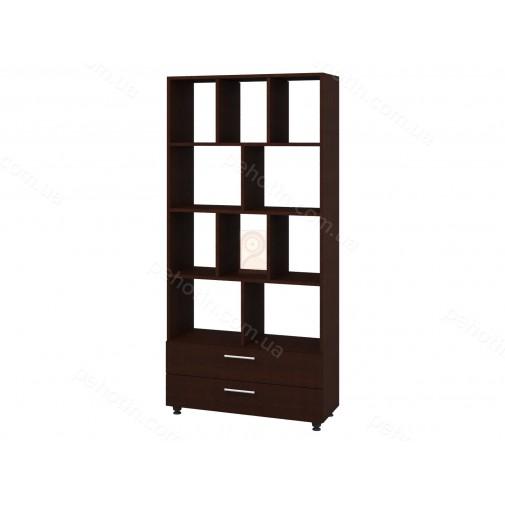 Книжкова полиця 10 Пехотін (для підлоги відкрита)