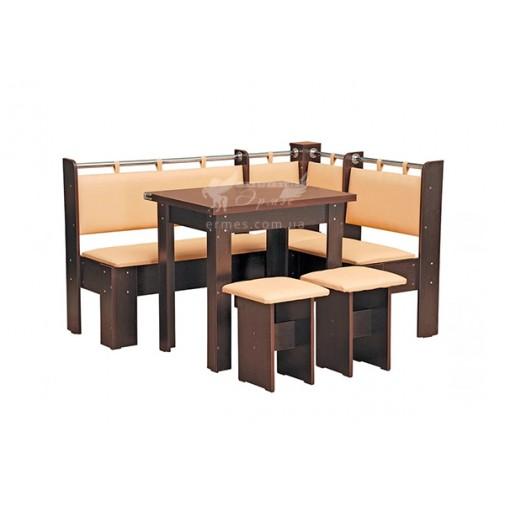 """Кухонный уголок """"Гетьман"""" Пехотин (комплект мебели для кухни)"""
