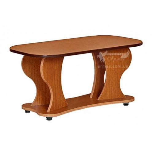 """Журнальний столик """"Престиж"""" Пехотін (з додатковою поличкою)"""