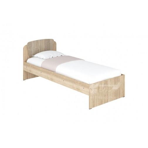 """Ліжко односпальне """"Соня-4"""" Пєхотін (з високим узголів'ям)"""