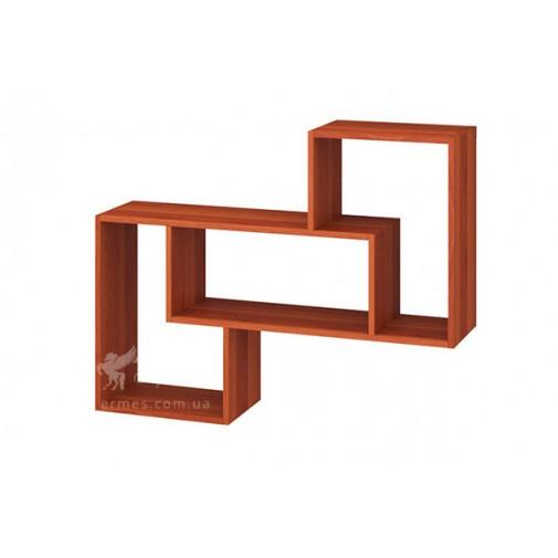 Книжкова полиця - 3 Пехотін (відкрита на стіну)