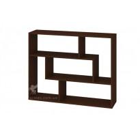 Книжкова полиця - 5 Пехотін (відкрита широка)