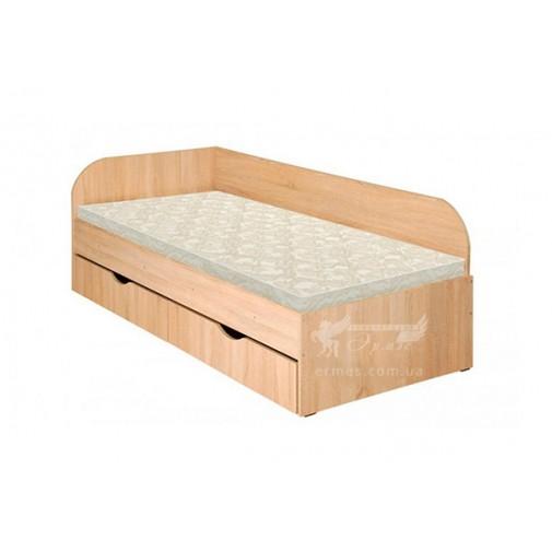"""Ліжко односпальне """"Соня-2"""" Пехотін (з бортиками та шухлядами)"""