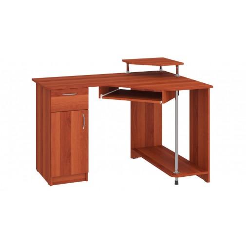 """Компьютерный стол """"Атлант"""" Пехотин (угловой с тумбой)"""