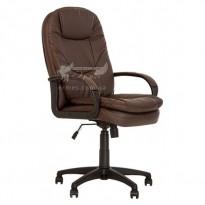 Кресло BONN KD black Anyfix PL64 Новый-Стиль (кресло руководителя с высокой спинкой)