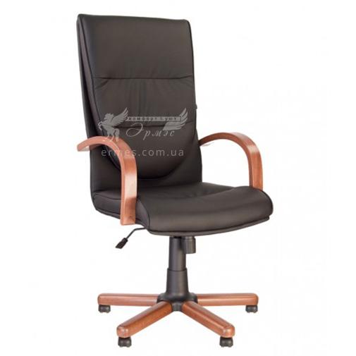 Крісло CREDO extra Tilt EX1 Новий-Стиль (крісло керуєте з дерев'яними підлокітнікамі)