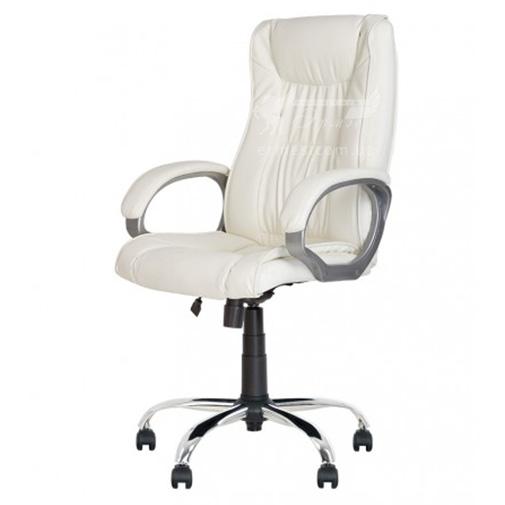 Кресло ELLY ANYFIX CHR68 Новый-Стиль (кресло для руководителя с мягкими подлокотниками)