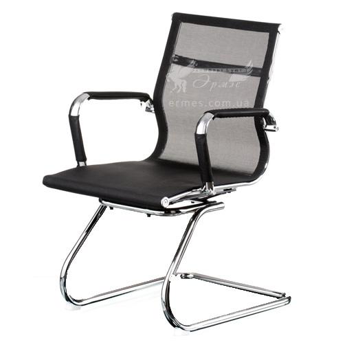 Кресло конференционное Solano mesh conference black E4855 Special4You