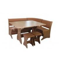 """Кухонный уголок """"Италия"""" Просто меблi (набор мебели для кухни)"""