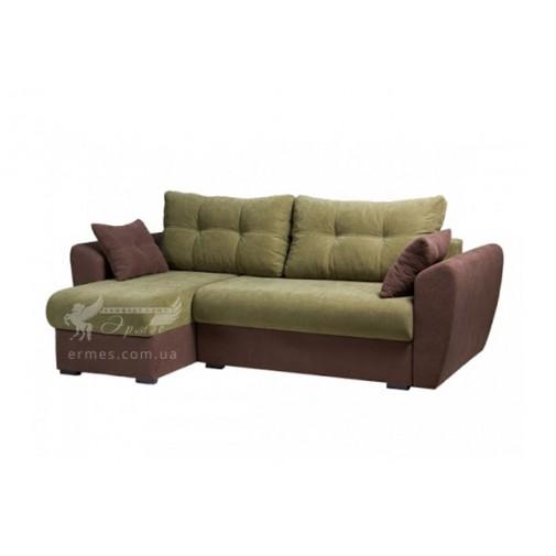 """Кутовий диван """"Амстердам"""" Просто Меблi (з декоративними подушками)"""