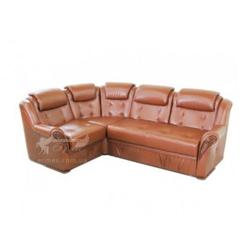 """Угловой диван """"Анна"""" Просто меблi (со спальным местом)"""