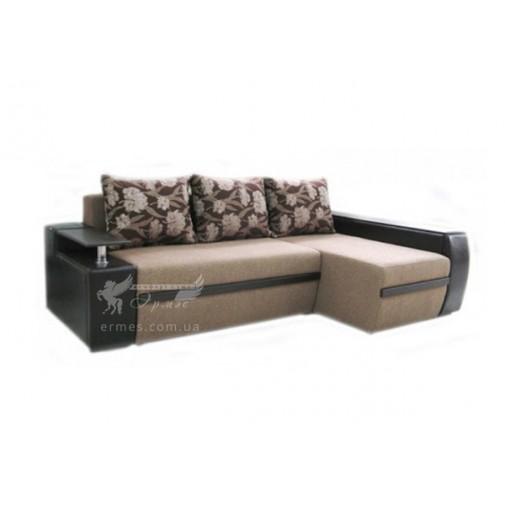 """Угловой диван """"Барселона"""" Просто меблi (с твердыми подлокотниками)"""