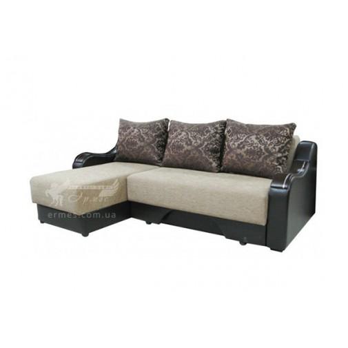 """Кутовий диван """"Даллас"""" Просто Меблi (зі спальним місцем)"""