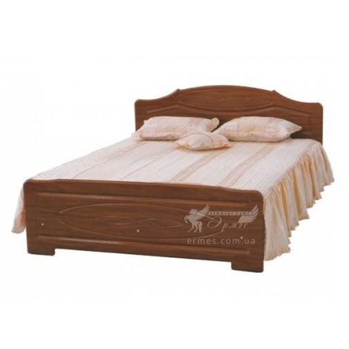 """Кровать """"Миллениум"""" Просто меблi (двуспальная с изголовьем и местом для хранения)"""