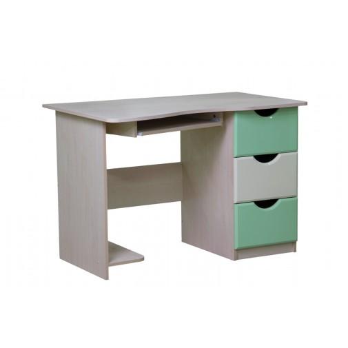 """Комп'ютерний стіл """"Арлекіно"""" Просто Меблi (з фасадами без ручок)"""
