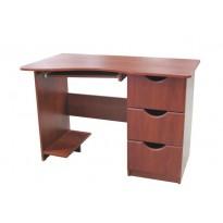 """Компьютерный стол """"СК-1"""" (МДФ) Просто меблi (с ящиками без ручек)"""