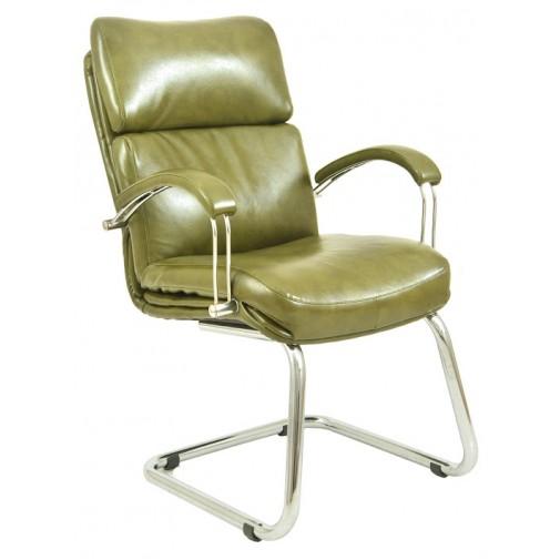 "Кресло ""Дакота"" CF хром RICHMAN (на хромированных полозьях)"