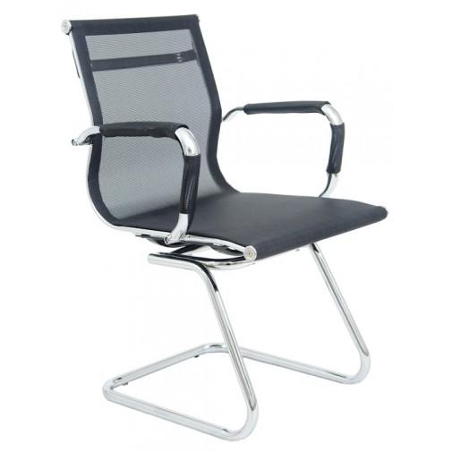 """Кресло """"Кельн"""" CF хром RICHMAN (на хромированных полозьях)"""