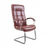 """Кресло """"Вирджиния"""" СF хром RICHMAN (с эргономичными подлокотниками на хромированной базе)"""