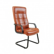 """Кресло """"Вирджиния"""" СF пластик RICHMAN (для конференций, с подлокотниками)"""