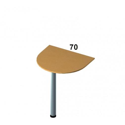 Стол приставной Бюджет - БЮ 205 ROKO