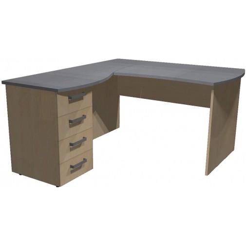Компьютерный стол Премьера ПР - 101.1 ROKO